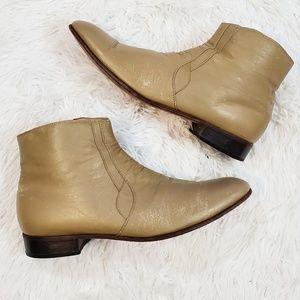 Vintage Valentino chukka boots